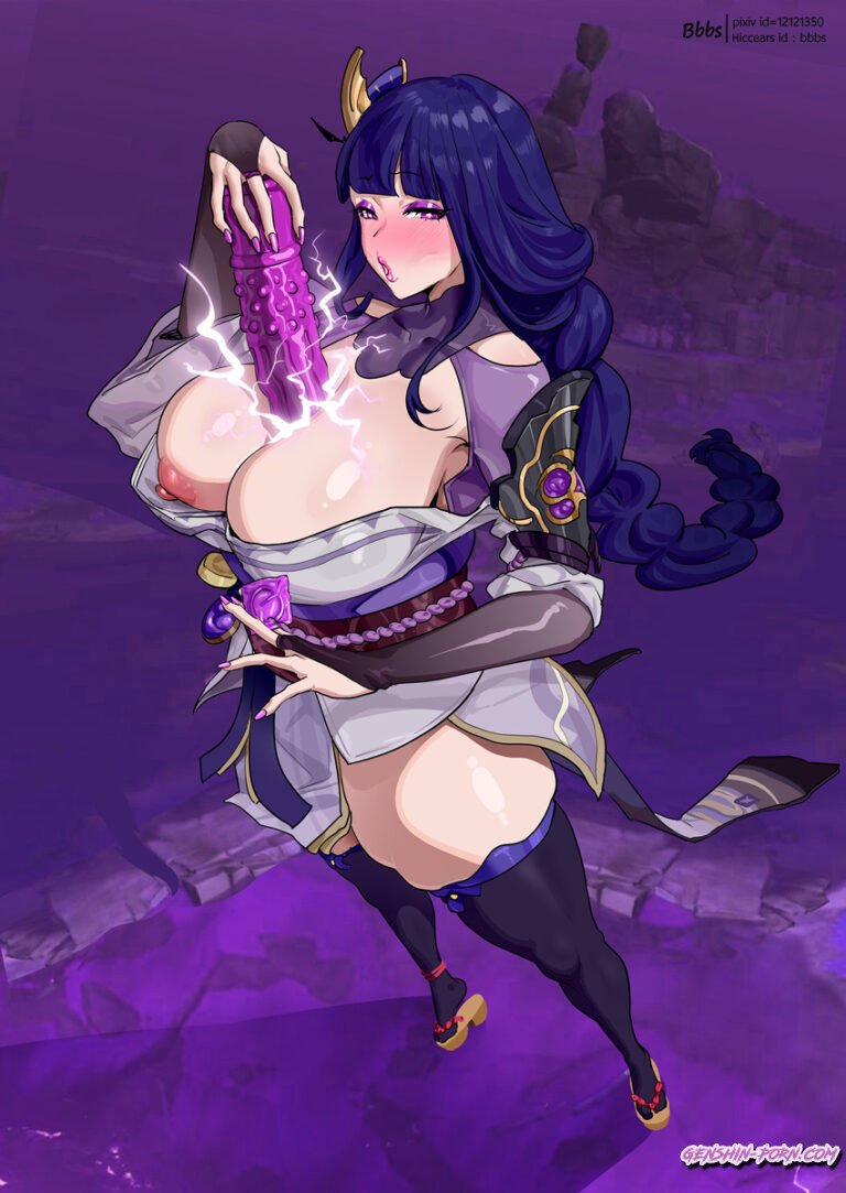 Baal large breasts • Genshin Impact Porn